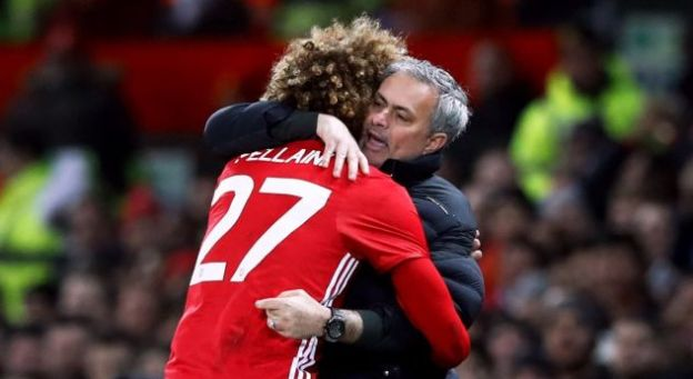 Fellaini Rules Out Mourinho Reunion At Tottenham Hotspur