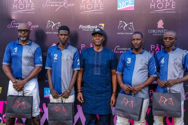 Fifth Chukker Commends FirstBank's Commitment To Patrons Cup