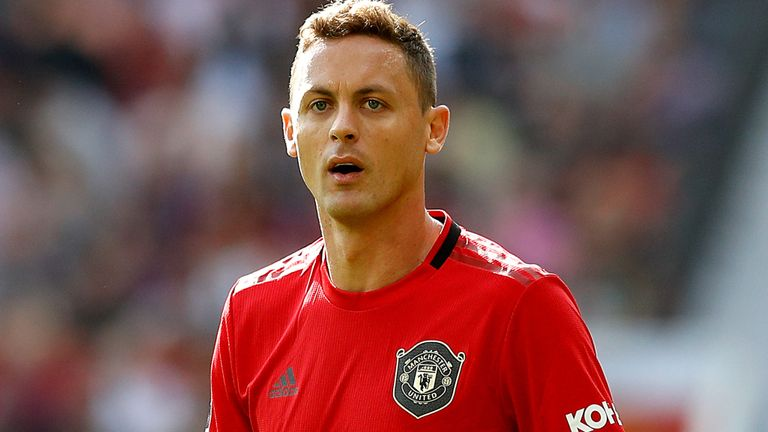Matic Hints At Man United Exit In January Transfer window