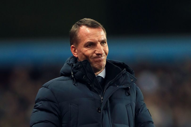 Rodgers Coy On Leicester City's Title Chances
