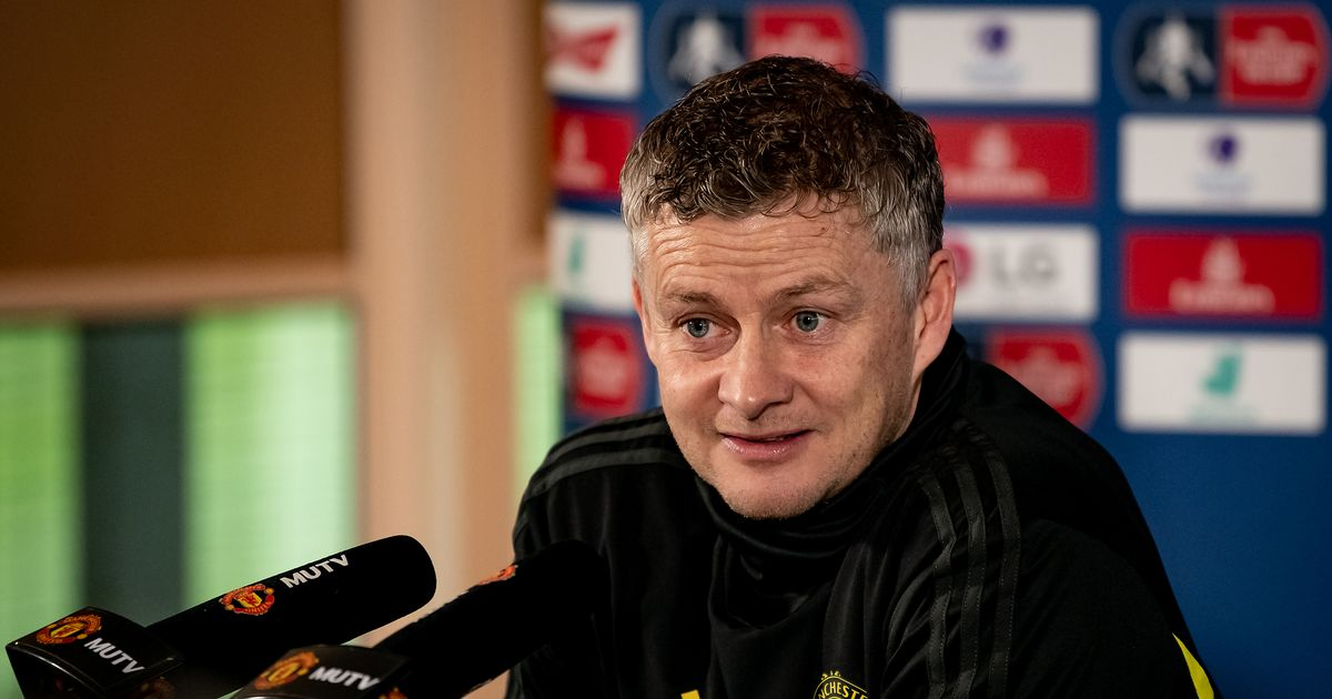 Carabao Cup: Solskjaer Plays Down Man City's Good Form Ahead Derby Clash