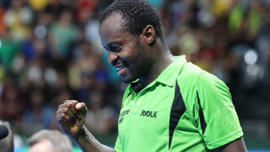 ITTF-Africa Cup: Quadri Beat Rival Assar; Pick Final Ticket