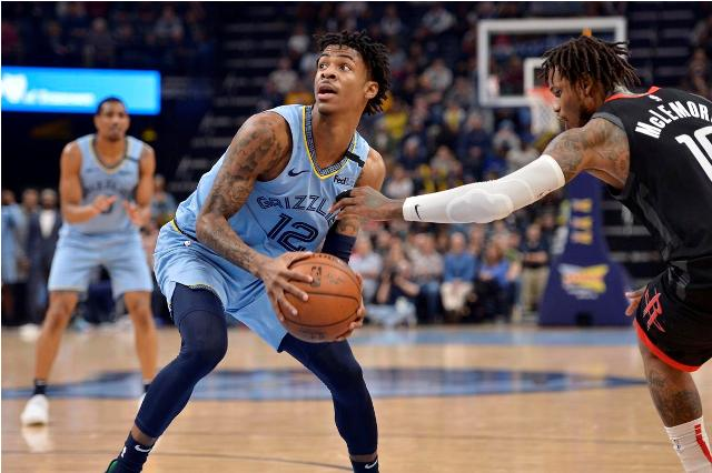 Brandon Clarke Plays Well As Grizzlies Beat Rockets 121-110 At Home