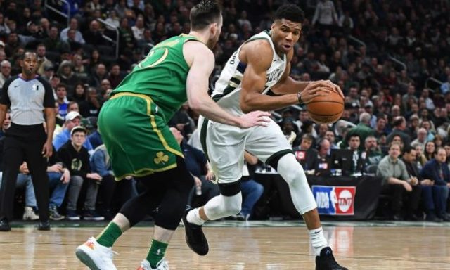 Bucks And Giannis Antetokounmpo Will Host Nuggets At Fiserv Forum