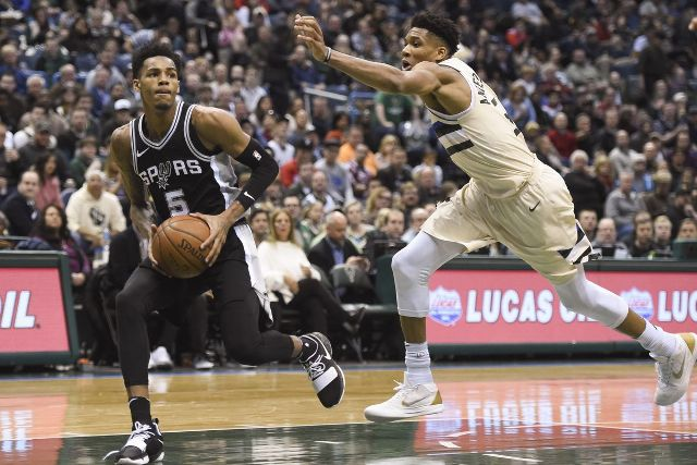 Bucks Come To Town To Meet DeMar DeRozan And Spurs, At At;T Center