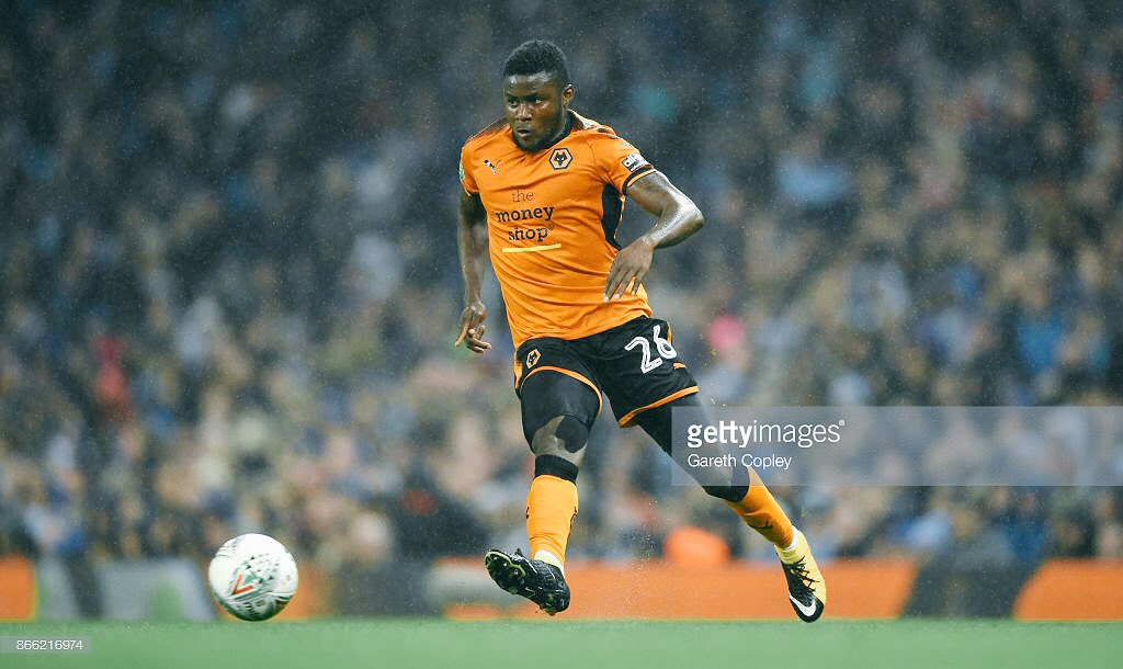 Nigerian Forward  Enobakhare Set To Join Birmingham City From Wolves