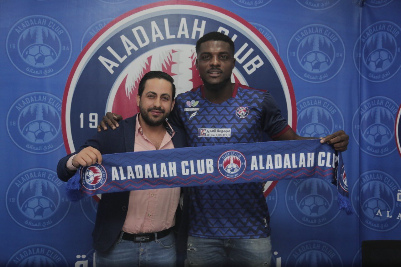 Ogu Joins Saudi Club Al Adalah On Free Transfer