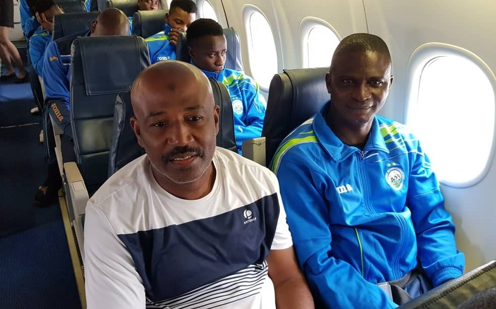 Enyimba Sack  Abd'allah After 4-O Loss To Plateau United, Osho Takes Over In Interim Capacity