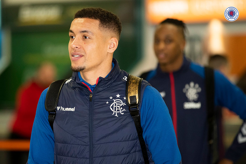 Aribo   Off To Dubai With Rangers For Mid-Season Camping
