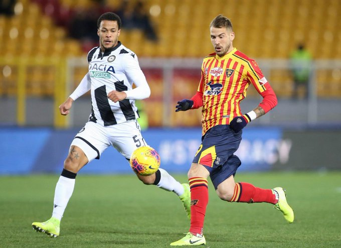 Troost-Ekong Revels In Udinese's Away Win Vs Leece