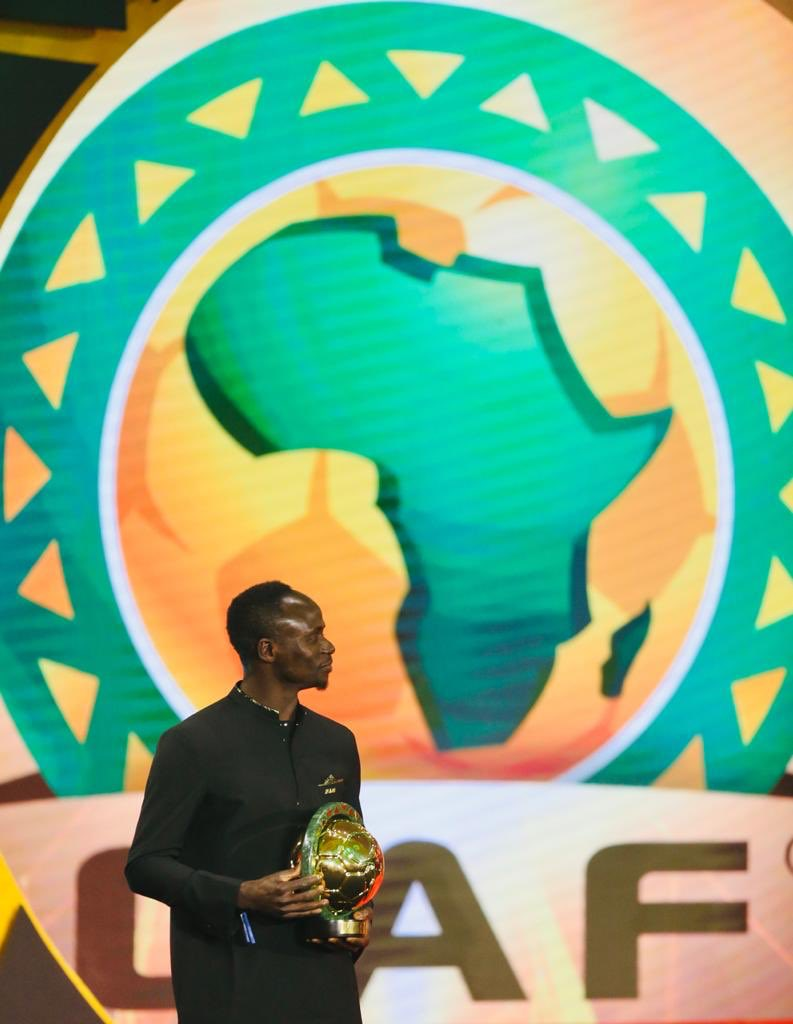 Drogba Dubs Mane  'New King of Africa' After POTY Win