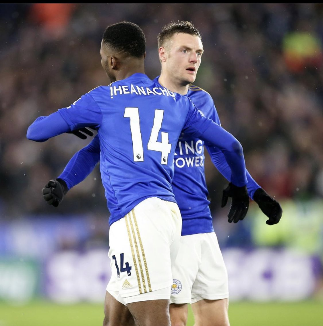 Carabao Cup: Iheanacho Elated To Rescue Draw For Leicester Against Villa