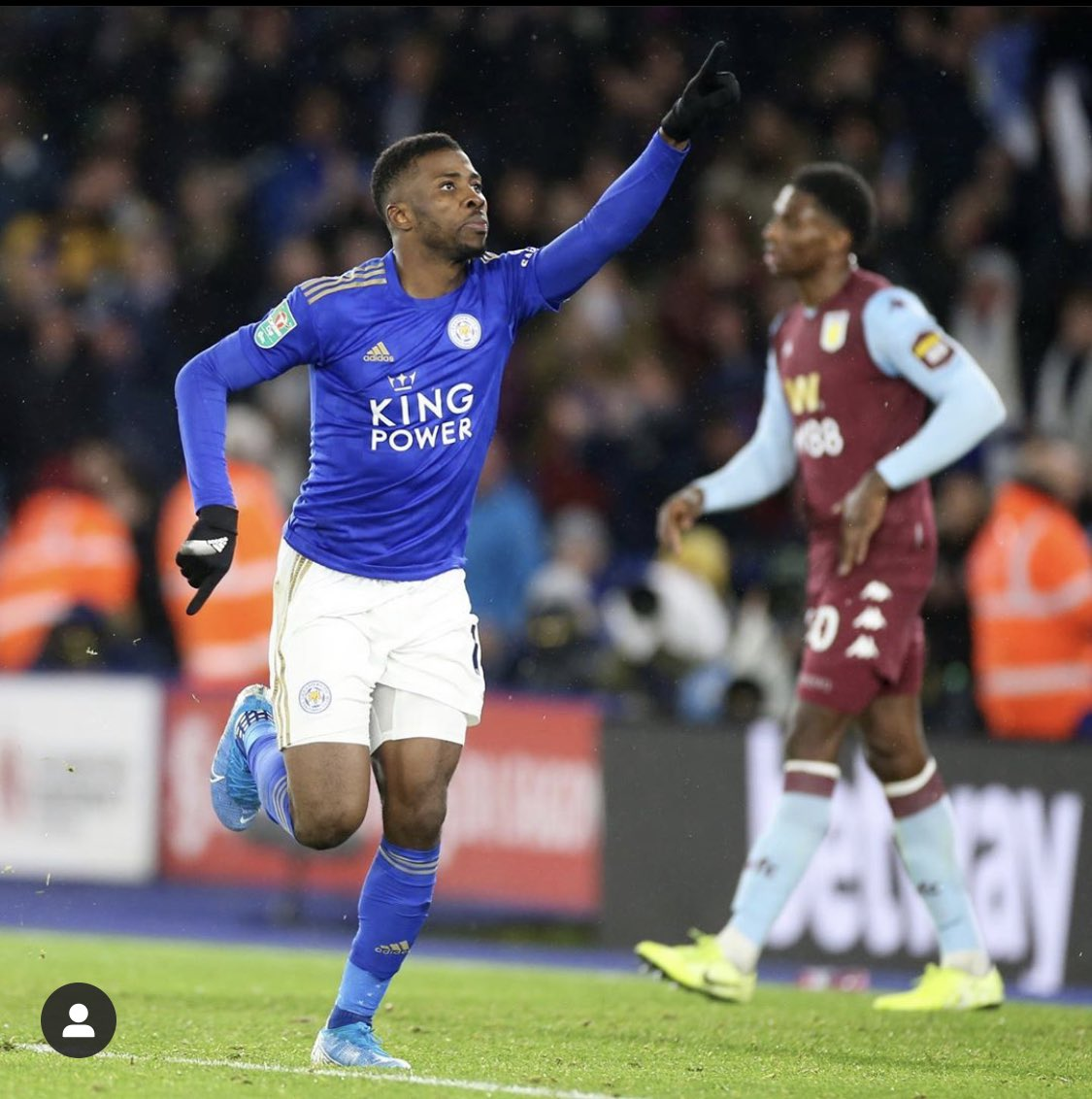 Iheanacho Targets 1st EPL Goal in 2020; Eager to Improve Goal Record