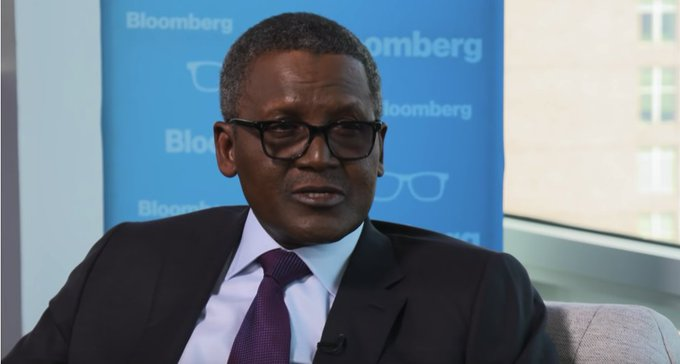 Dangote Plans Arsenal Takeover Bid For 2021