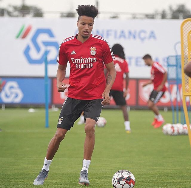 Ebuehi Desperate To Leave Benfica On Loan