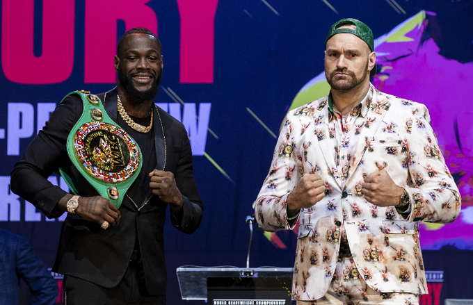 Wilder Makes Retirement Vow After  Fury Prediction