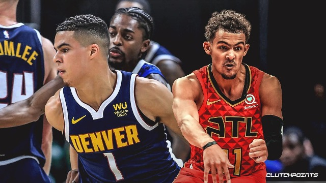 Hawks And Trae Young Will Host Suns At State Farm Arena