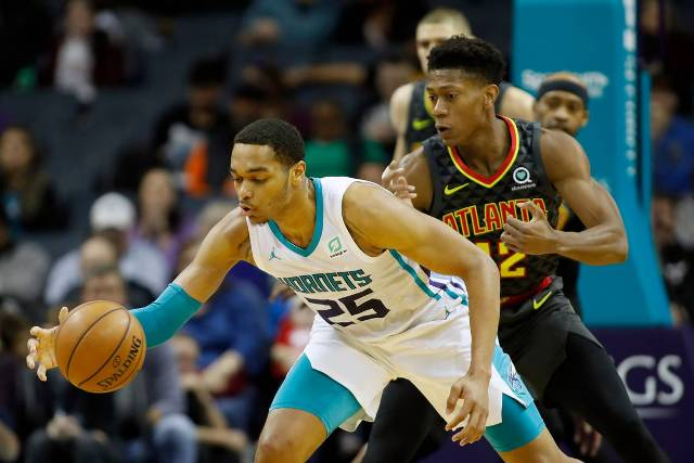 Hornets And P.J. Washington Will Host Bucks At Charlotte Hornets