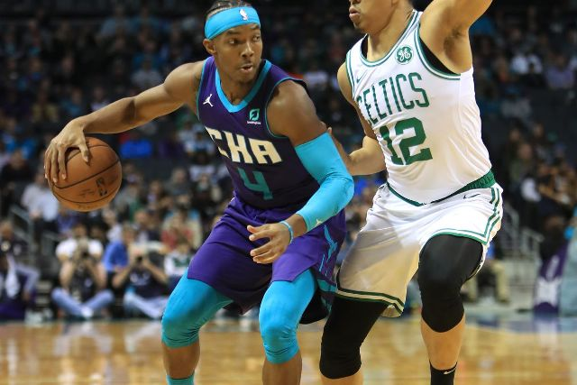 Hornets And Terry Rozier Will Host Magic At Charlotte Hornets