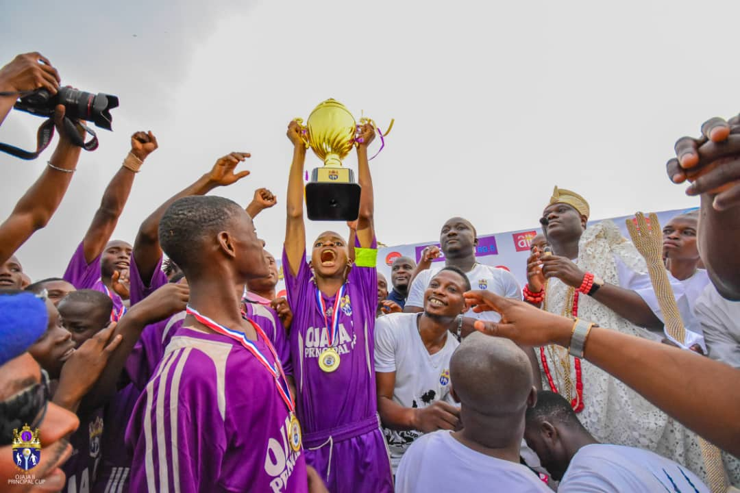 Ojaja Principal's Cup Gets Federal Government Recognition