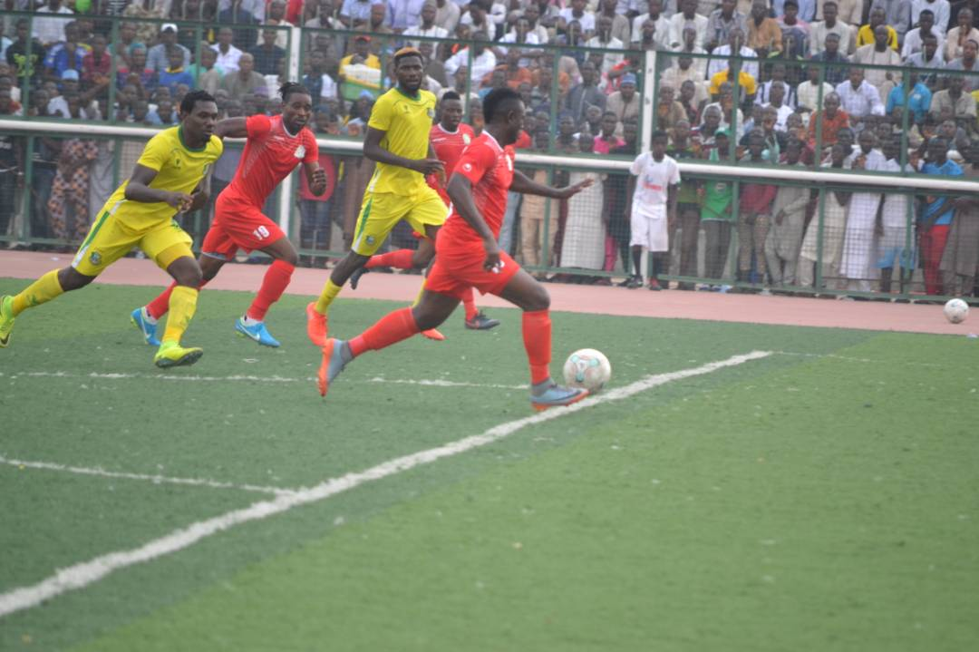 NPFL: Heartland Stun Enyimba In Aba;  Rangers, Kwara Utd Also Record Away Wins