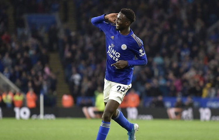 Ndidi Happy To Return To Action For Leicester City After Injury Lay-off