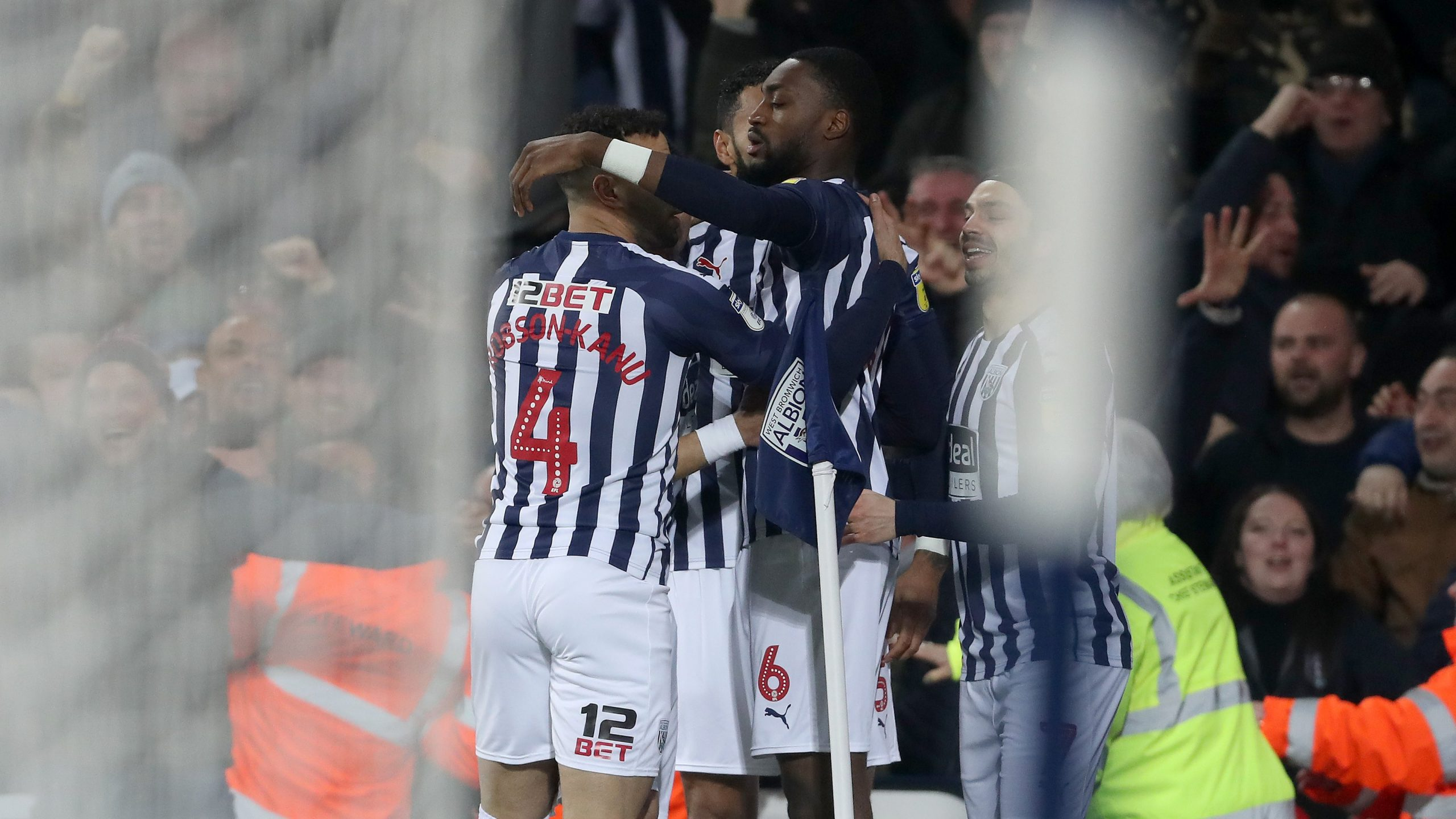 Ajayi Scores In West Brom's Home Draw Against Leeds