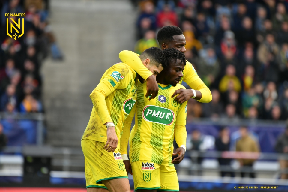 Simon Helps Nantes Secure Win In French Cup