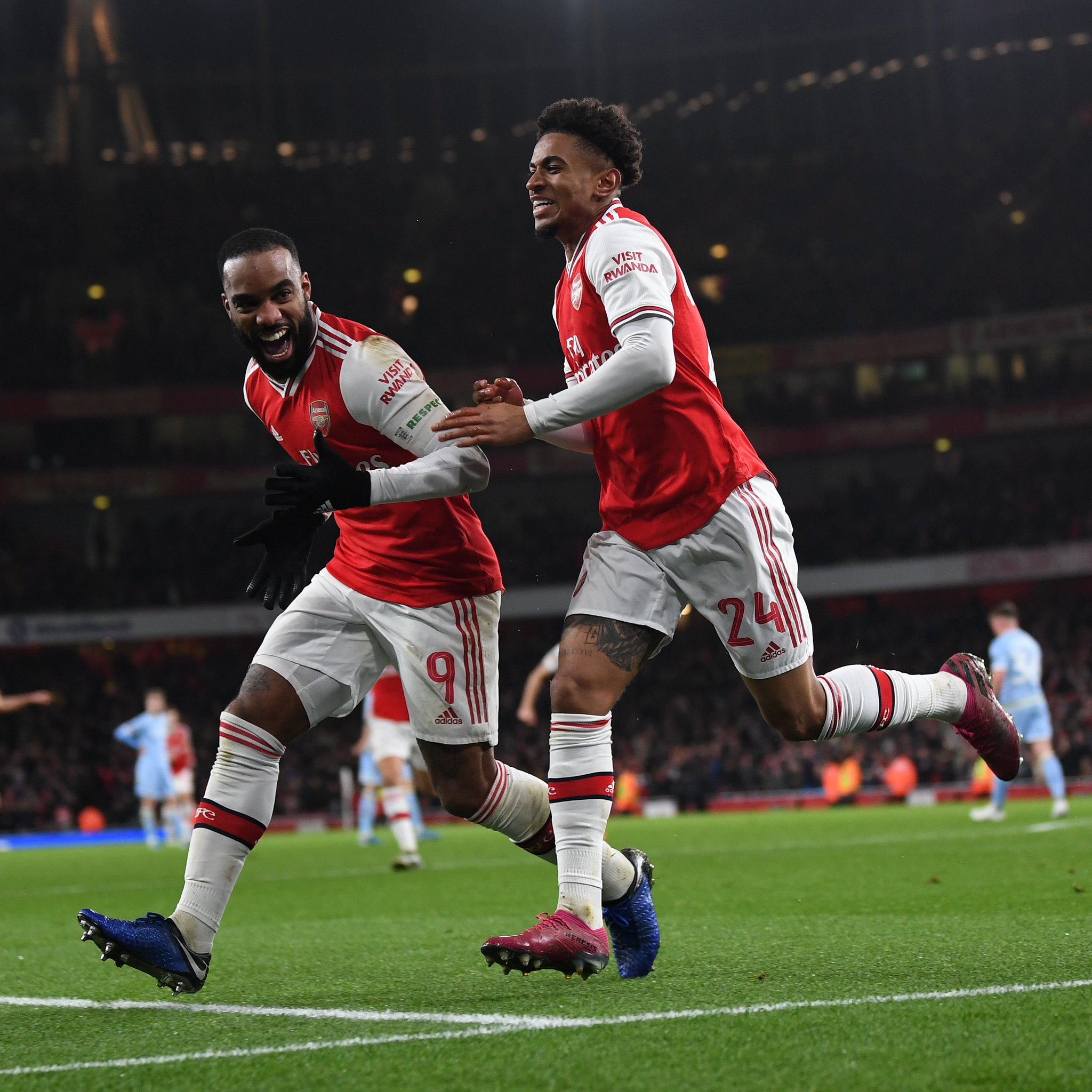 FA Cup: Arsenal Pip Leeds United 1-0 ; To Face Bournemouth In Next Round