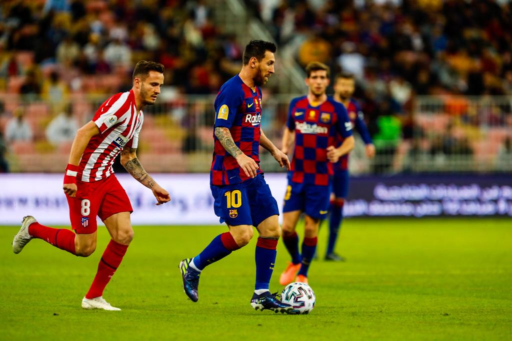 Spanish Super Cup: Atletico Madrid Beat Barcelona; To Face Real Madrid In Final