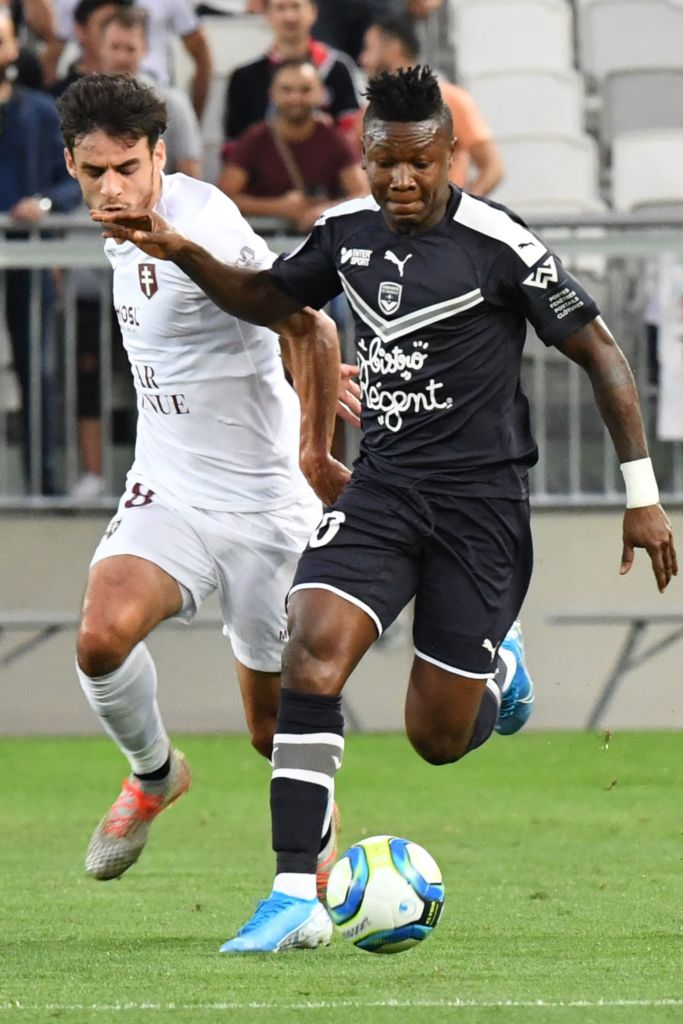 Rohr: 'Examplary Winger Kalu Will Come Better' For Eagles, Bordeaux