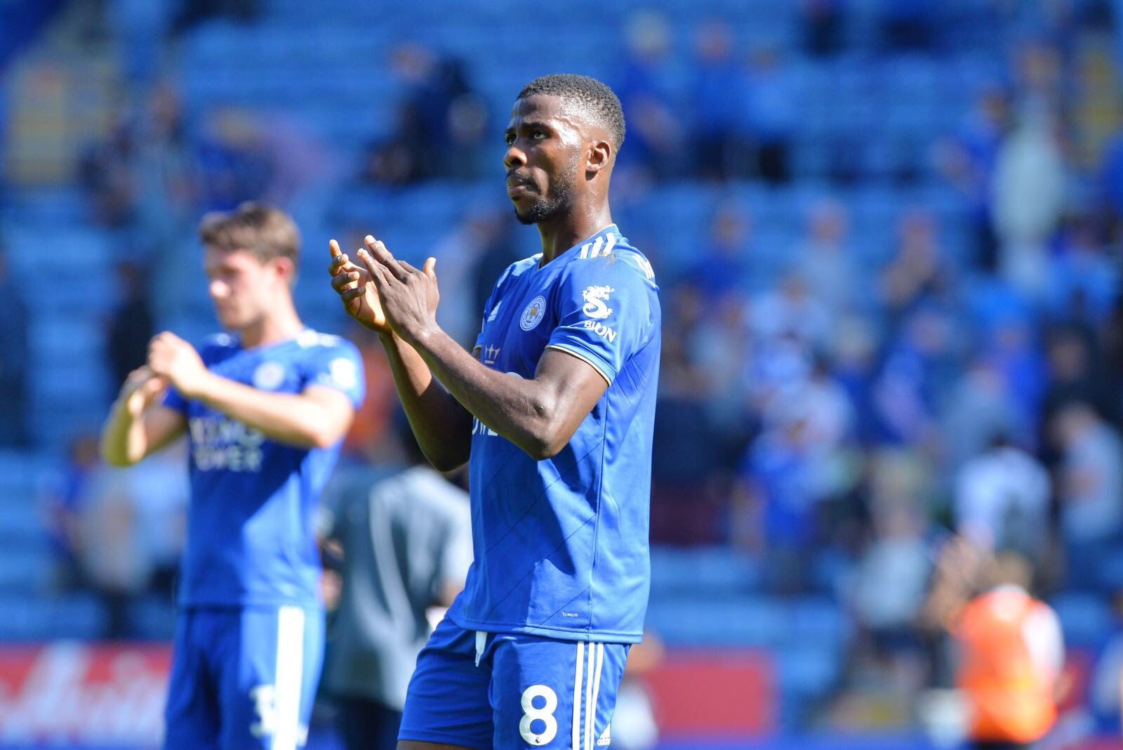 Iheanacho Subbed On; Balogun Dropped As Leicester, Brighton Suffer Defeats