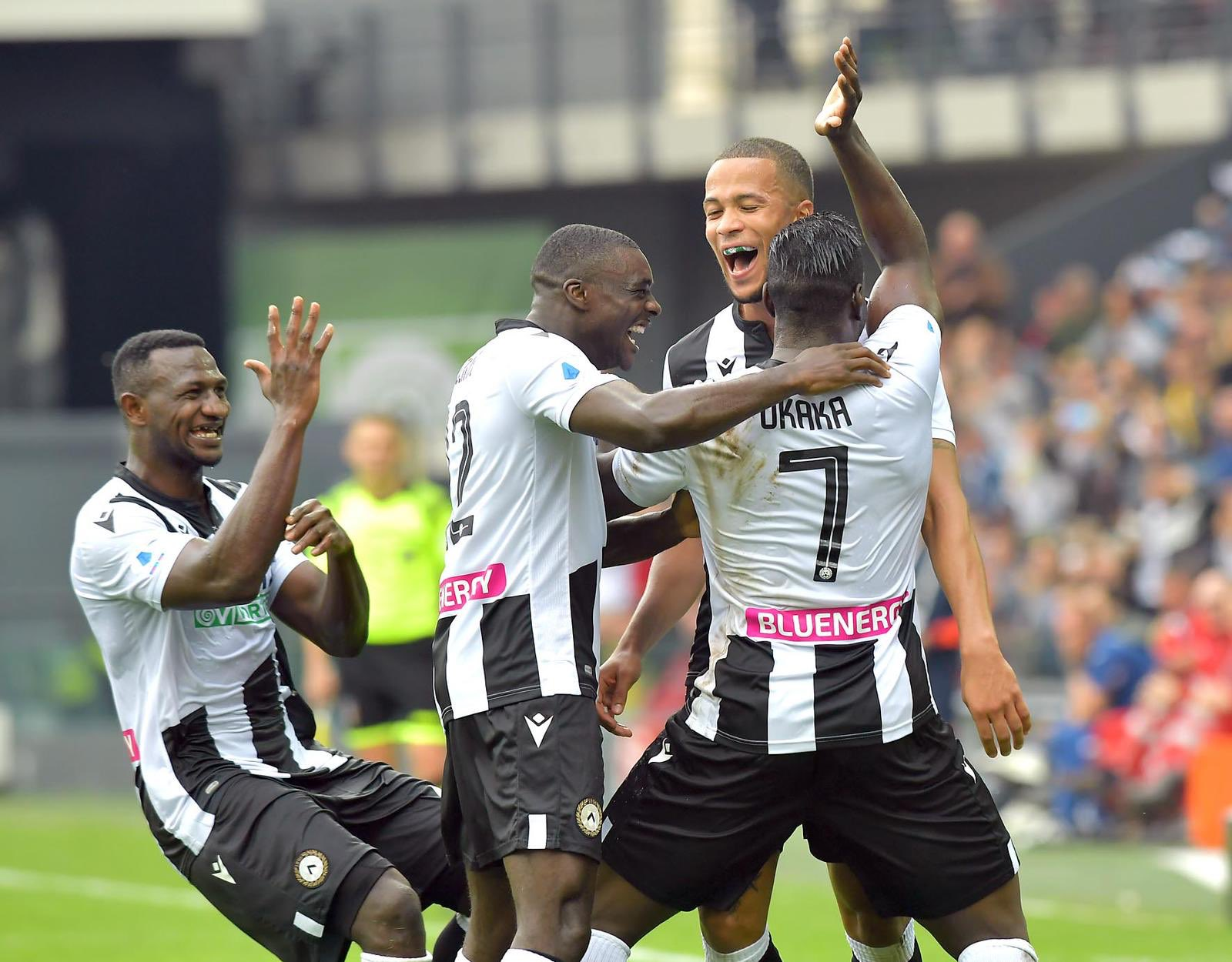 Troost-Ekong Helps Udinese Beat Sassuolo; Maintain Winning Run