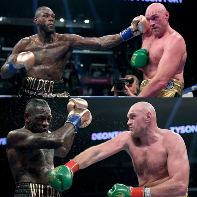 Wilder Mocks God With Trash Talk vs Fury: 'Not Even God Can Save You'; Boxing Fans React