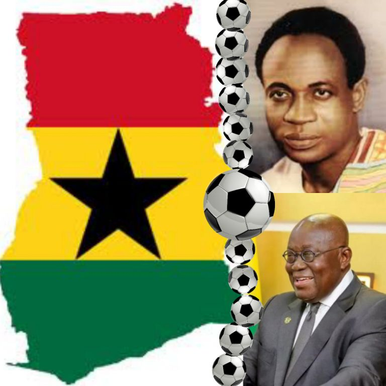 Odegbami: Football, More Than Just a Game – Lesson From Ghana!