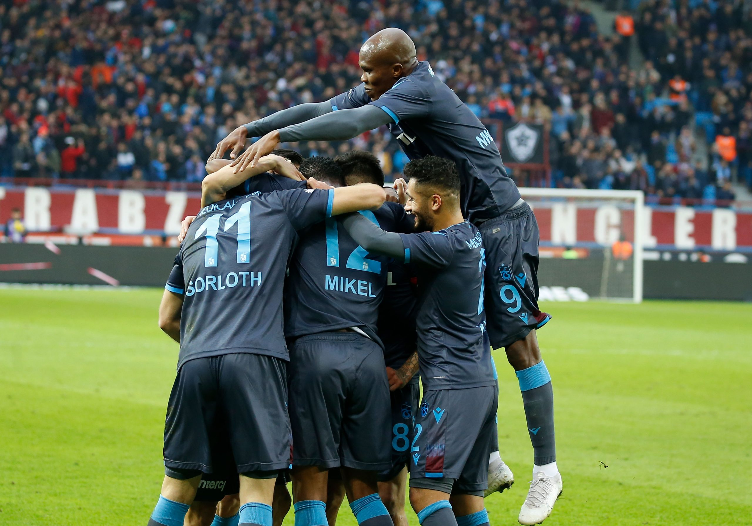 Nwakaeme Nets Brace, Bags Assist As Trabzonspor Win; Stretch Unbeaten Run