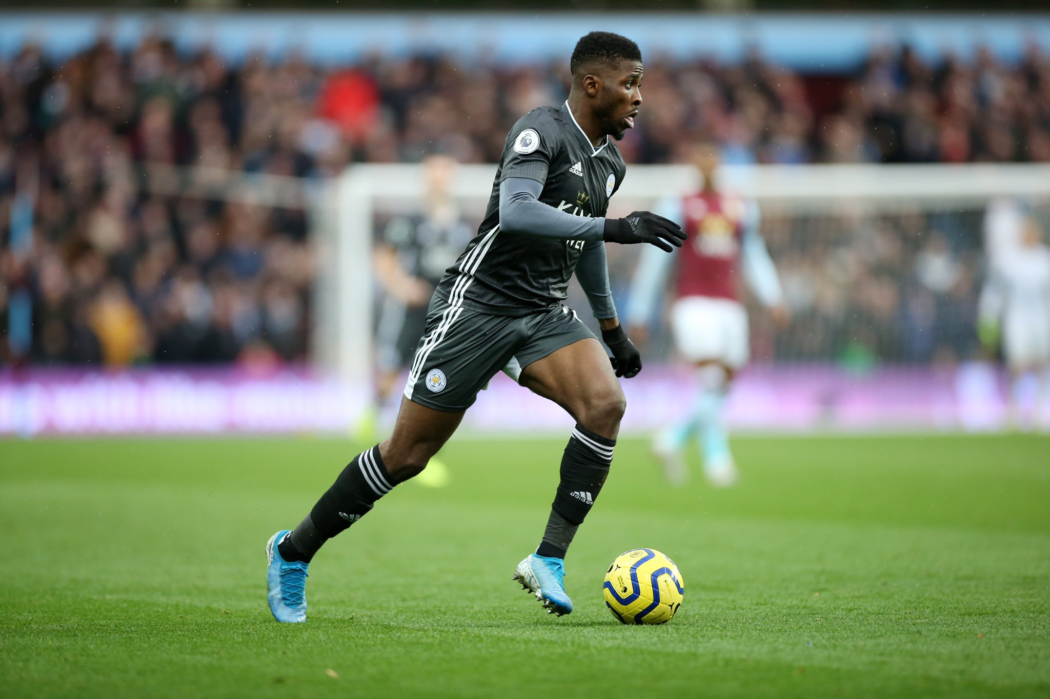 Iheanacho Subbed On In Leicester Defeat At Burnley