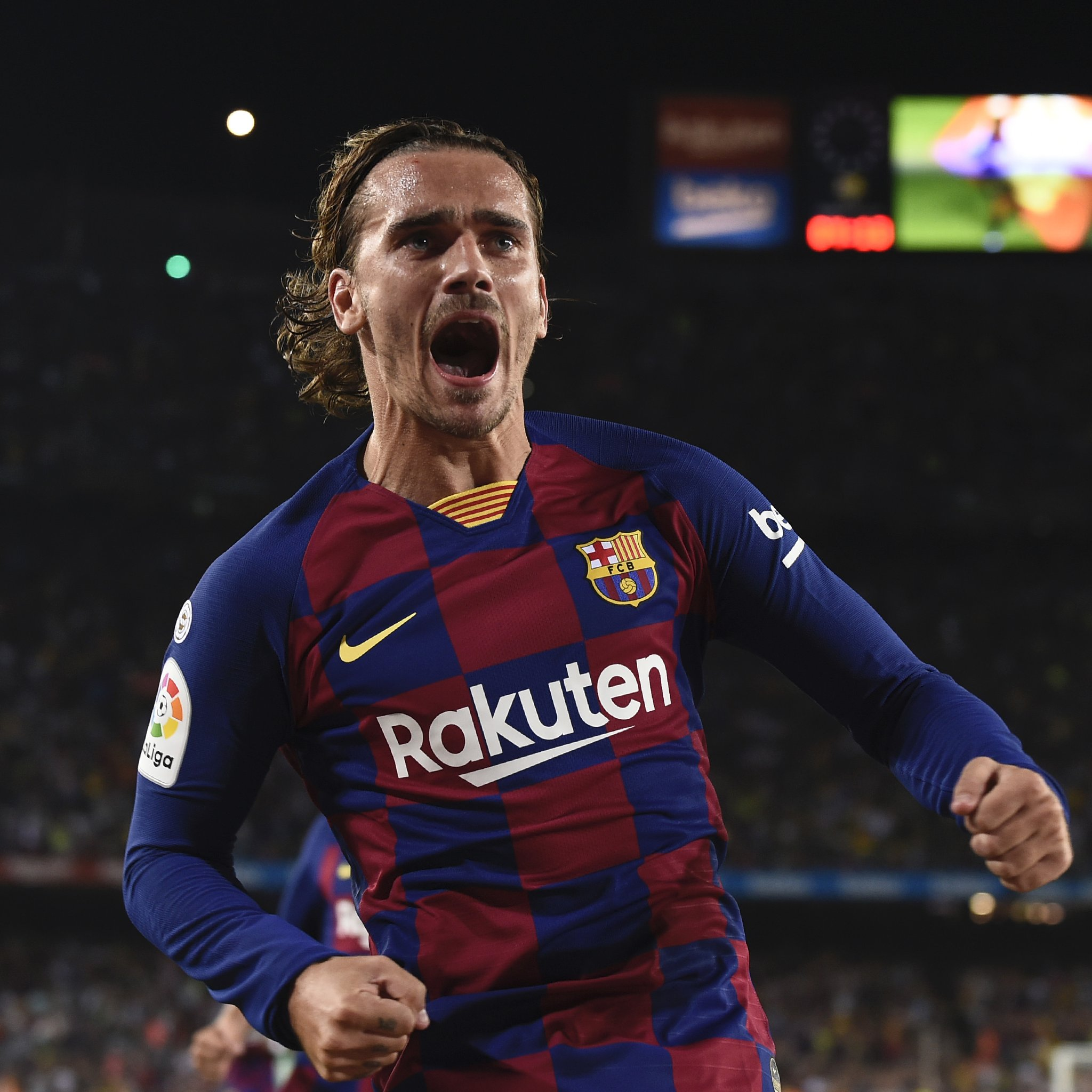Barcelona Escape Upset As Griezmann's Double See Off 3rd-tier UD Ibiza