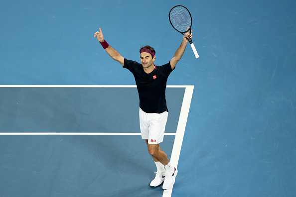 Federer Downs Millman to Bag 100th Win At Australian Open