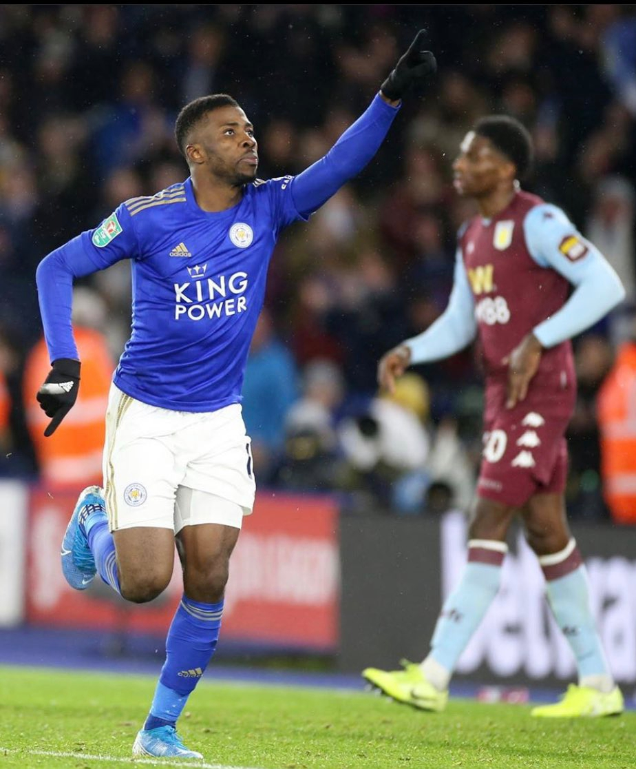 Rodgers: Brilliant Iheanacho's Attitude is First Class, Working Hard Everyday