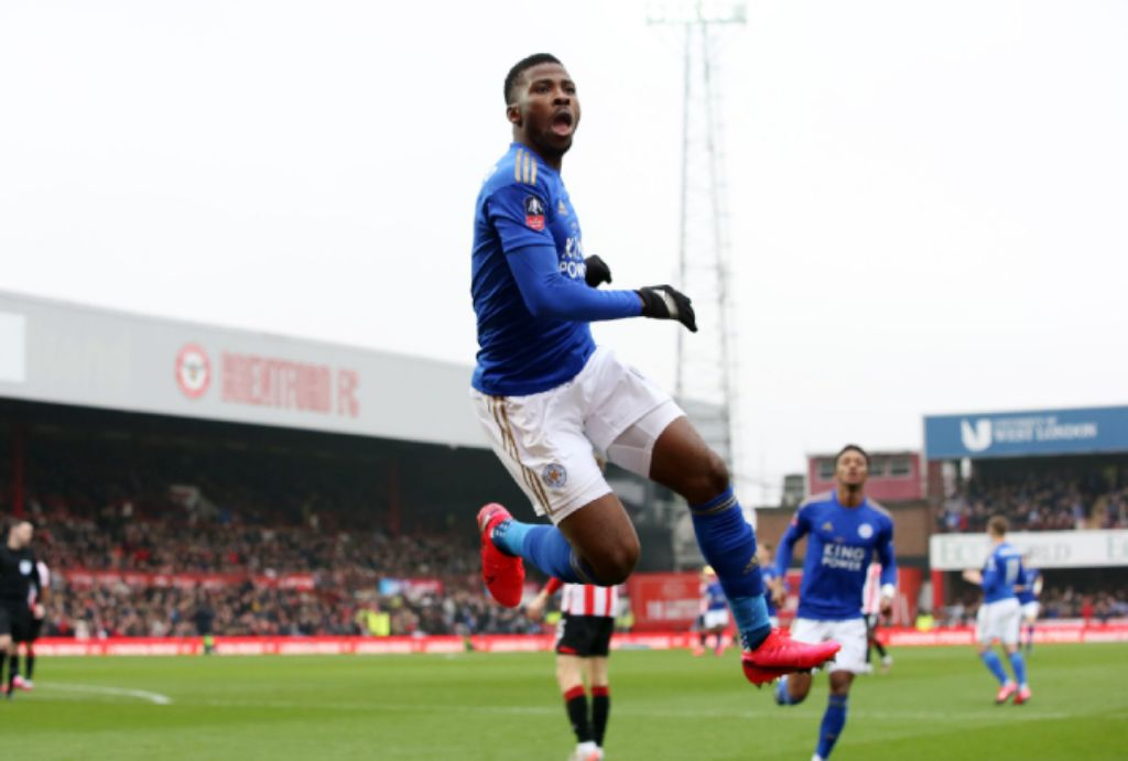 FA Cup: Iheanacho Nets Winner vs Brentford As Leicester Reach 5th Round