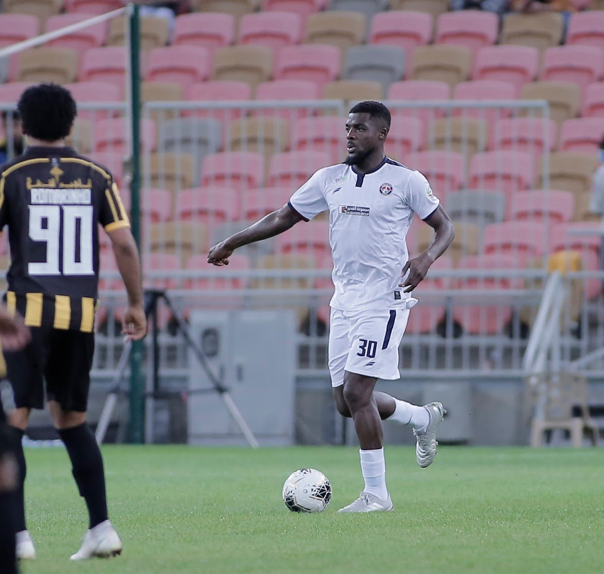 Saudi League: Ogu Delighted With Al Adalah Showing in Draw At Al Ittihad
