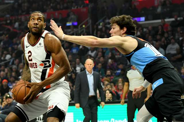Kawhi Leonard Scores 32 Points As Clippers Beat Magic 122-95 At Home