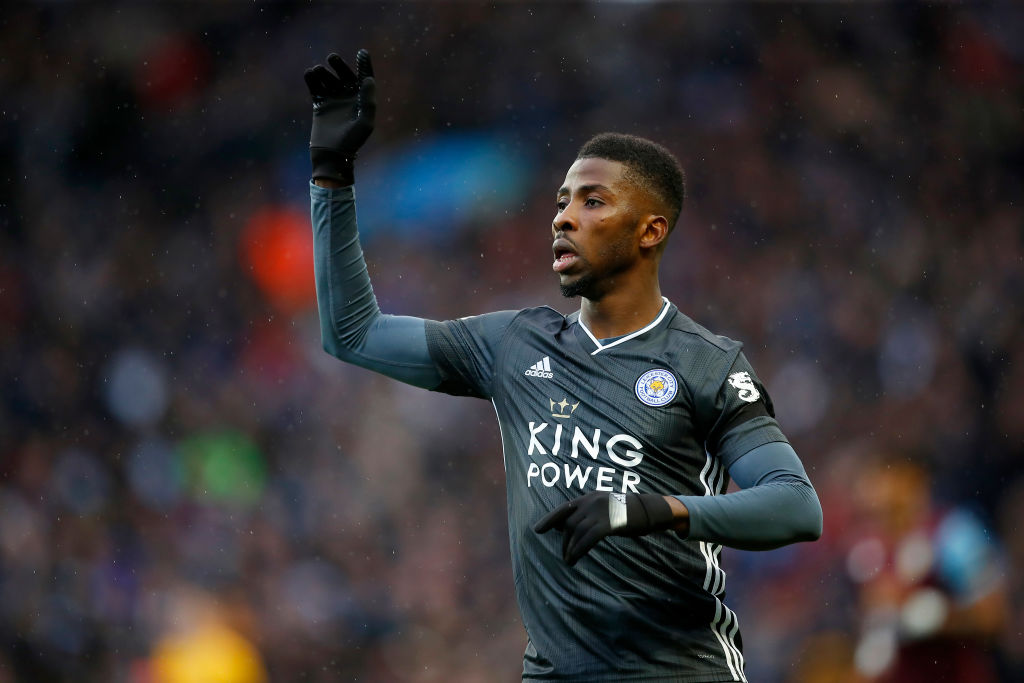 Iheanacho: Let's Move On From VAR Controversy