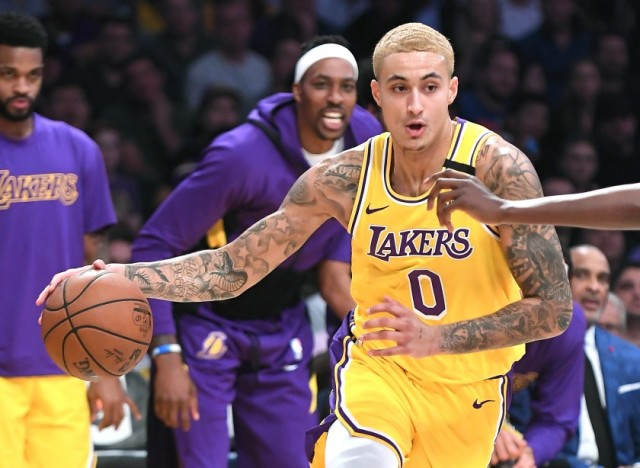 Lakers And Kyle Kuzma Will Host Blazers At STAPLES Center