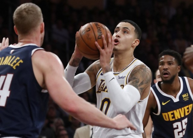 Lakers And Kyle Kuzma Will Host Clippers At STAPLES Center