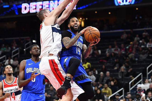 Magic And D.J. Augustin Will Host Wizards At Amway Center