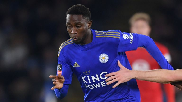 Rodgers: Leicester Missed Ndidi's Aggression Against Aston Villa
