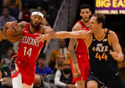 Pelicans-And-Brandon-Ingram-Will-Host-Jazz-At-Smoothie-King-Center
