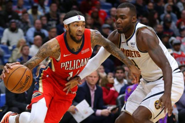 Pelicans And Brandon Ingram Will Host Nuggets At Smoothie King Center